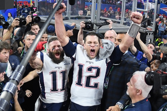 A fan poll shows just how bad people don't want the New England Patriots in the Super Bowl this season