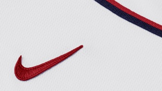 Baseball Purists Are Losing Their Sh*t Over The Nike Logo On The New Major League Baseball Jerseys