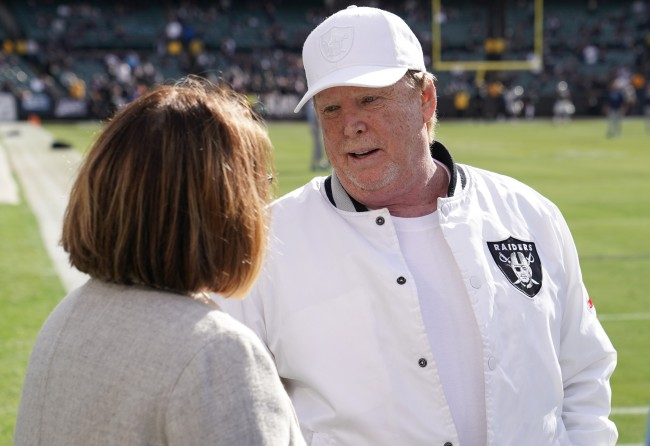 Mark Davis rips Oakland Raiders fans following final home game before moving to Las Vegas