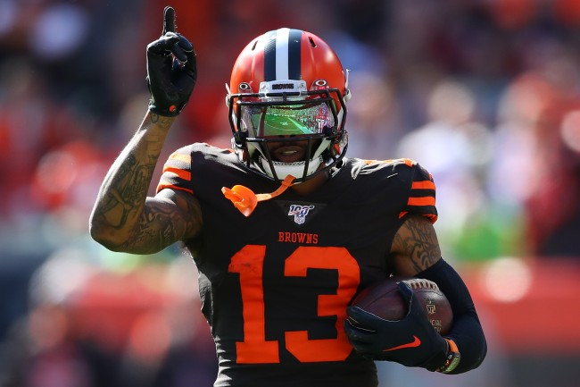 Odell Beckham was told by the Browns GM that he would not be traded this offseason, per reports