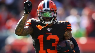 Browns GM Reportedly Told Odell Beckham Jr. He Won't Be Traded This Offseason, So Does It Mean Freddie Kitchens Will Be Canned?