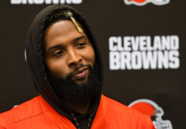 odell beckham jr staying with browns