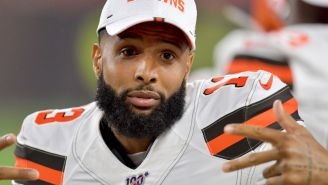 Odell Beckham Actually Made An Incredibly Poignant Point About The Hypocrisy Of The American Legal System