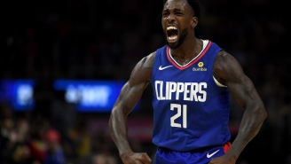 A Hyped-Up Patrick Beverley Says He'll 'Knock James Harden's Ass Out' Following Clippers' Win Over The Lakers