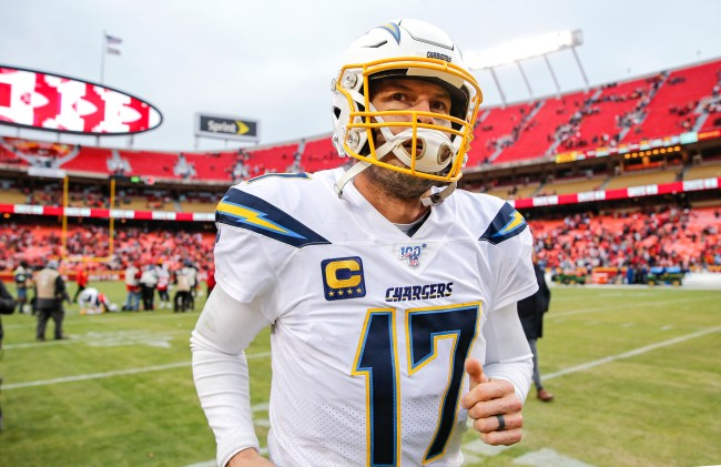 Philip Rivers gets emotional when discussing the past and his future with the Chargers