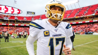 An Emotional Philip Rivers Held Back Tears While Giving Incredibly Candid Answer About His Time With Chargers