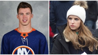 Islanders' Anthony Beauvillier Shoots His Shot With Anna Kendrick On Twitter With The Help Of Countless Wingmen