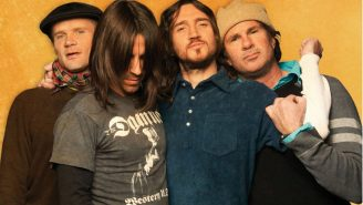 Here's Why The Return Of John Frusciante Will Help The Red Hot Chili Peppers Prove They're Anything But Average