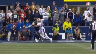 Refs Screw The Seahawks By Not Reviewing Obvious Pass Interference On The Niners At End Of Game