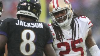 Richard Sherman Downplayed The Outrage Surrounding The 49ers Broadcaster Who Made A Questionable Comment About Lamar Jackson's Skin Color