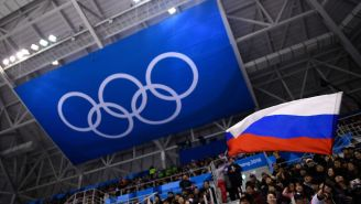 Russia Has Been Banned From The 2020 Olympics And The 2022 World Cup Following A Massive Doping Scandal