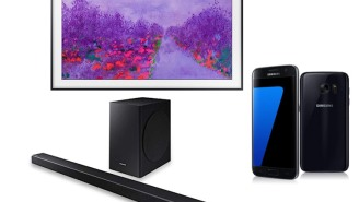 Samsung 4K UHD TVs On Sale From Woot For Cyber Monday