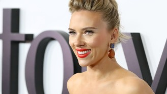 Scarlett Johansson Had No Idea The 'Black Widow' Trailer Was Being Released Until Chris Evans Texted To Congratulate Her