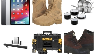 Woot Daily Deals: iPads, Tactical Boots, Snow Boots, and Drills