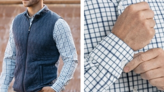Mizzen+Main Is Running A Dope Deal That'll Save You $50 On Any THREE Regular Priced Dress Shirts