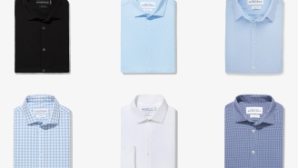 LIMITED TIME DEAL: Mizzen+Main Basics Dress Shirts On Sale For Only $95