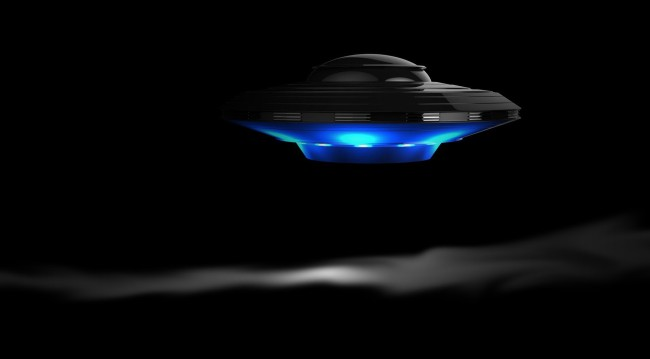 Stationary UFO In South Carolina Sparks Government Surveillance Theory