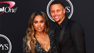 Alleged NSFW Pics Of Steph Curry Somehow Get Leaked Online And The Internet Cannot Stop Making Jokes