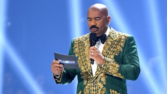Steve Harvey Involved In Another Blunder Announcing A Winner During The Miss Universe Pageant