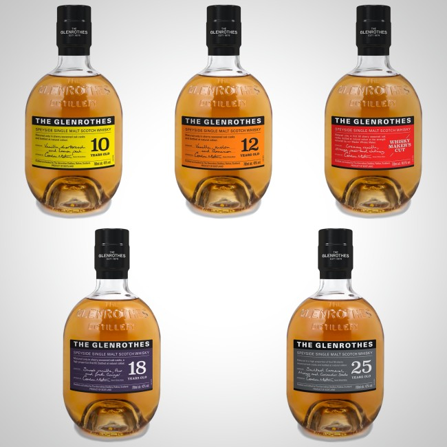 The Glenrothes Soleo Collection Single Malt Scotch