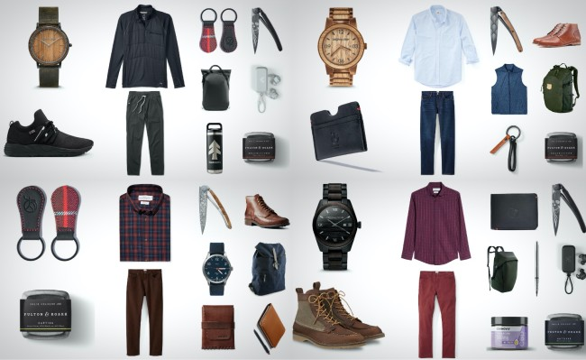 50 things we want gear for men best right now rugged essentials