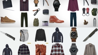 50 'Things We Want' This Week: Booze, Belts, Everyday Carry Gear, And More