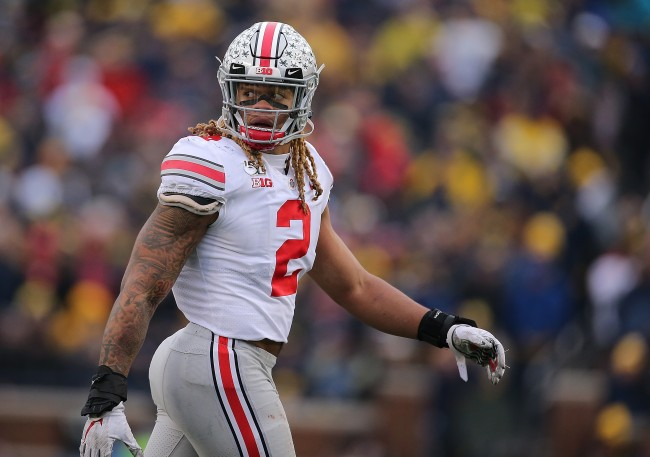 Todd McShay praises Chase Young and explains why Ohio State defender should be top pick in NFL Draft