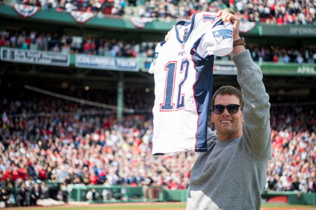 Tom Brady's stolen Super Bowl LI jersey is getting a documentary about the entire heist.
