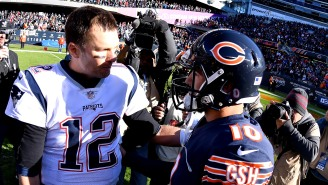 Tom Brady's Stats Have Actually Been Worse Than Bears Whipping Boy Mitchell Trubisky Since Week 4