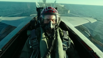 The Official Trailer For 'Top Gun: Maverick' Is The Perfect Homage To The 1980s Classic