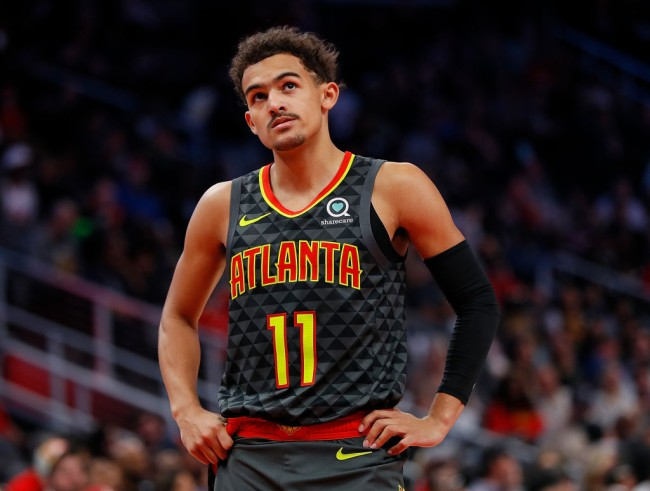 trae young game over jimmy butler