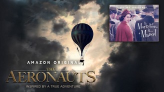 What's New On Amazon Prime Video In December: 'The Aeronauts, The Marvelous Mrs. Maisel, The Expanse' And More