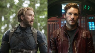 Insane MCU Fan Theory Suggests Captain America Is Star-Lord's Grandfather
