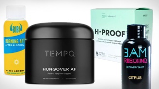 13 Best Hangover Supplements On The Market Right Now