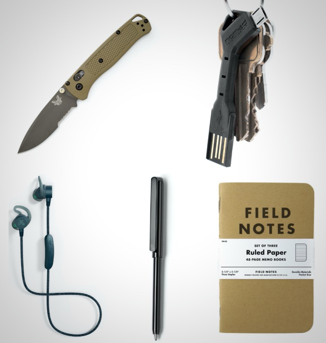 2020's best everyday carry items for men