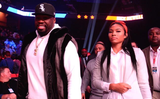 50 Cent Chides His Girlfriend For Posting Thirst Trap Instagram Photo