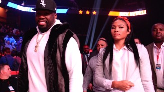 50 Cent Hilariously Chides His Girlfriend For Posting Thirst Trap Photo: 'Send This Sh*t To My Phone Not To Instagram'