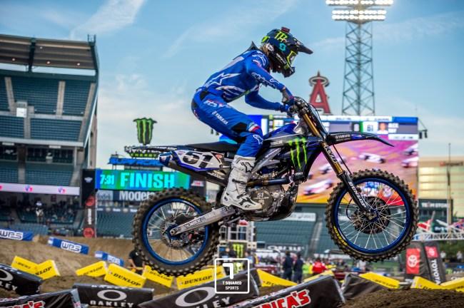 Justin Barcia (51); Monster Energy Supercross