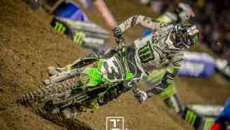 Rubbing is Racing: Monster Energy Supercross Anaheim 2 Race Recap
