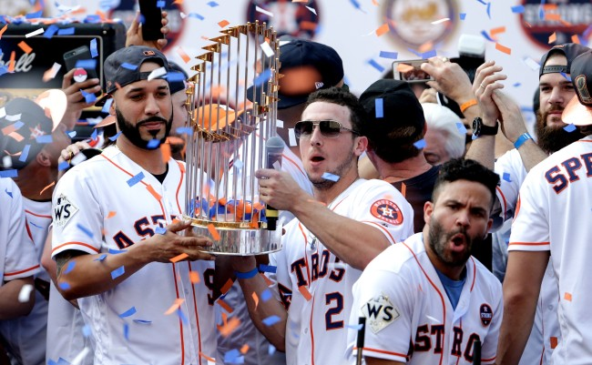 Astros Players Not Punished Because They Were Given Immunity Report