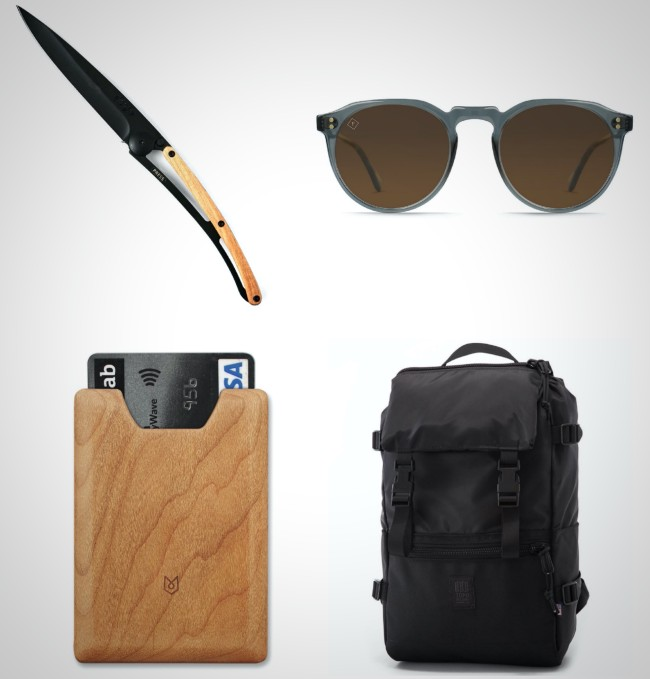 best every day carry gear accessories for men 2020