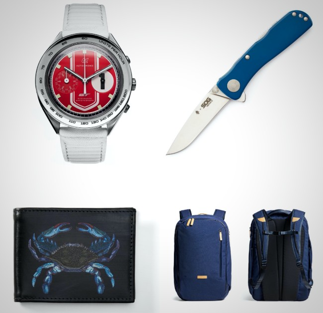 Best Red White and Blue Everyday Carry Items