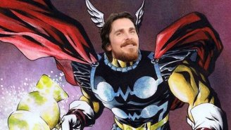 This Is Who Fans Think Christian Bale Is Playing In 'Thor: Love and Thunder'