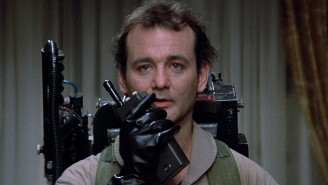 Bill Murray Confirms That He's Returning To The 'Ghostbusters' Franchise