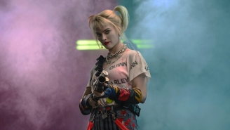 Warner Bros. Drags Cigarette, Says Screw It, Reportedly Begin The Process Of Making A New Harley Quinn Movie