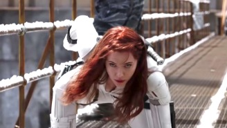New 'Black Widow' Trailer Features Scarlett Johansson Kicking More Ass, Which Frankly Never Gets Old