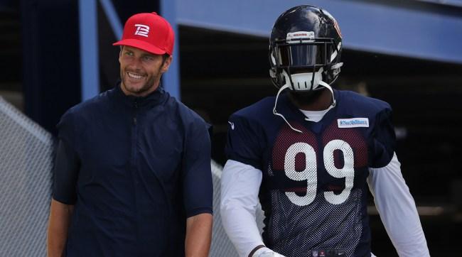 Boston Columnist Dan Shaughnessy Says Tom Brady Could Go To Bears