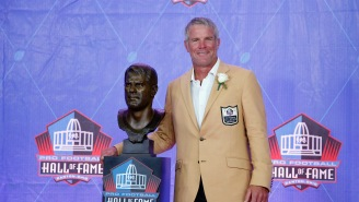 Twitter Sorta Laid Into Brett Favre For Saying He Sees Some Of His Own Football Skills In Patrick Mahomes
