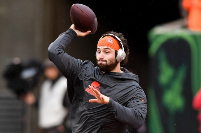 Colin Cowherd dogs Baker Mayfield by claiming Joe Burrow's a better NFL quarterback than he is right now