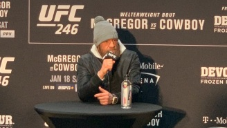'This Will Be A Multi-Million Dollar Payday For Donald' – Conor McGregor And The Best of UFC 246 Media Day